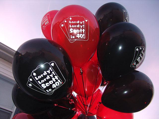 40th-birthday-balloons