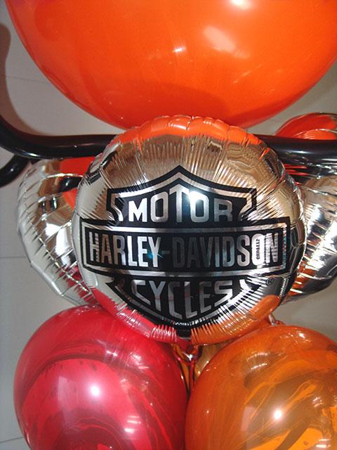 harley-davidson-balloons
