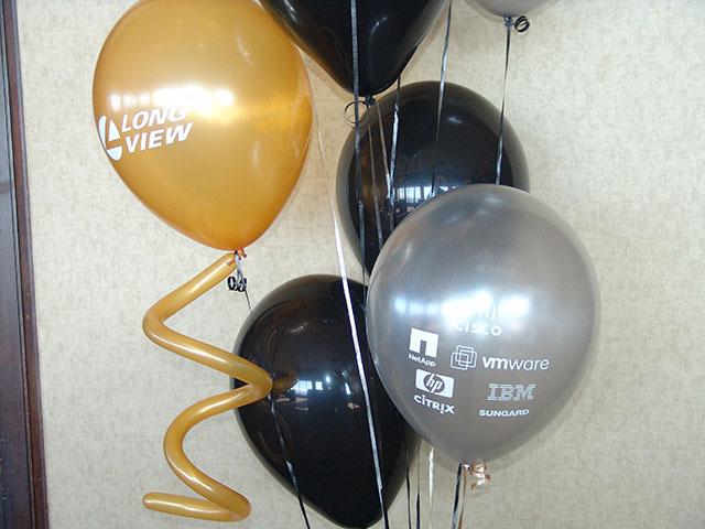 custom printed 11 inch balloons