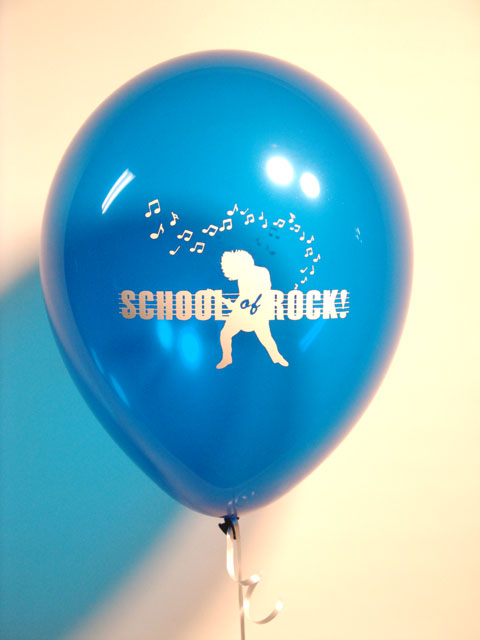 11 inch printed balloon