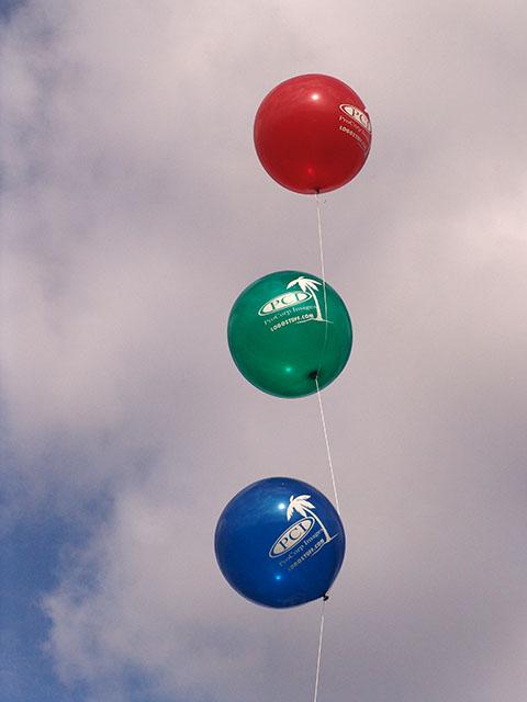 custom printed 36 inch balloons