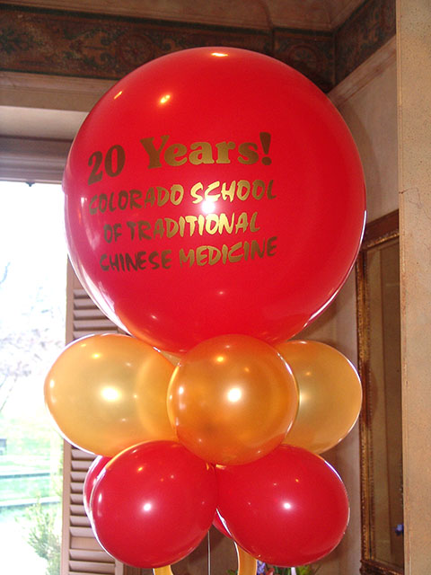 custom printed large balloons
