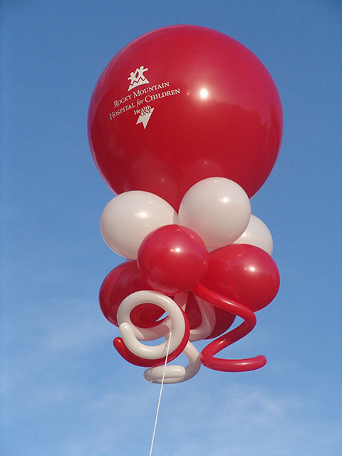 rocky mountain hospital for children balloons denver