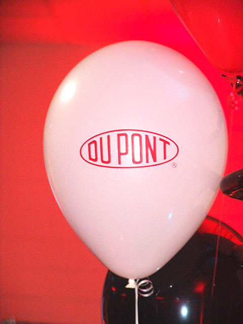 custom logo printed balloons california