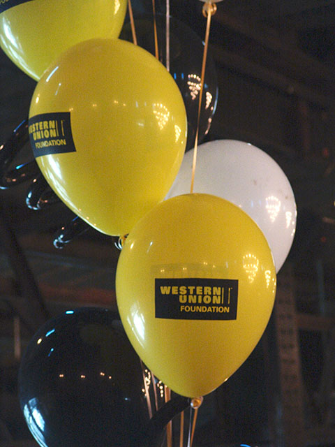 Custom logo printed balloons low minimum