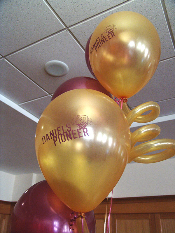 printed balloons are great